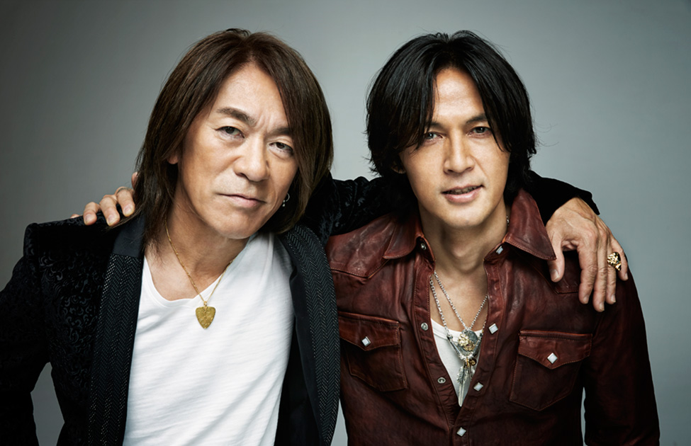 B'z Official Website